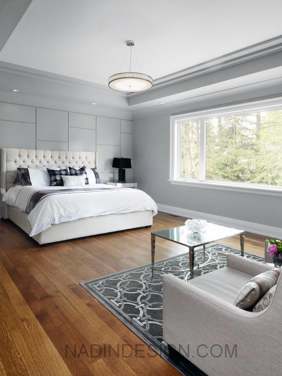 спальная комната фото контемперари