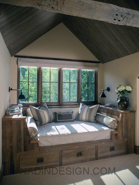 спальная комната дизайн