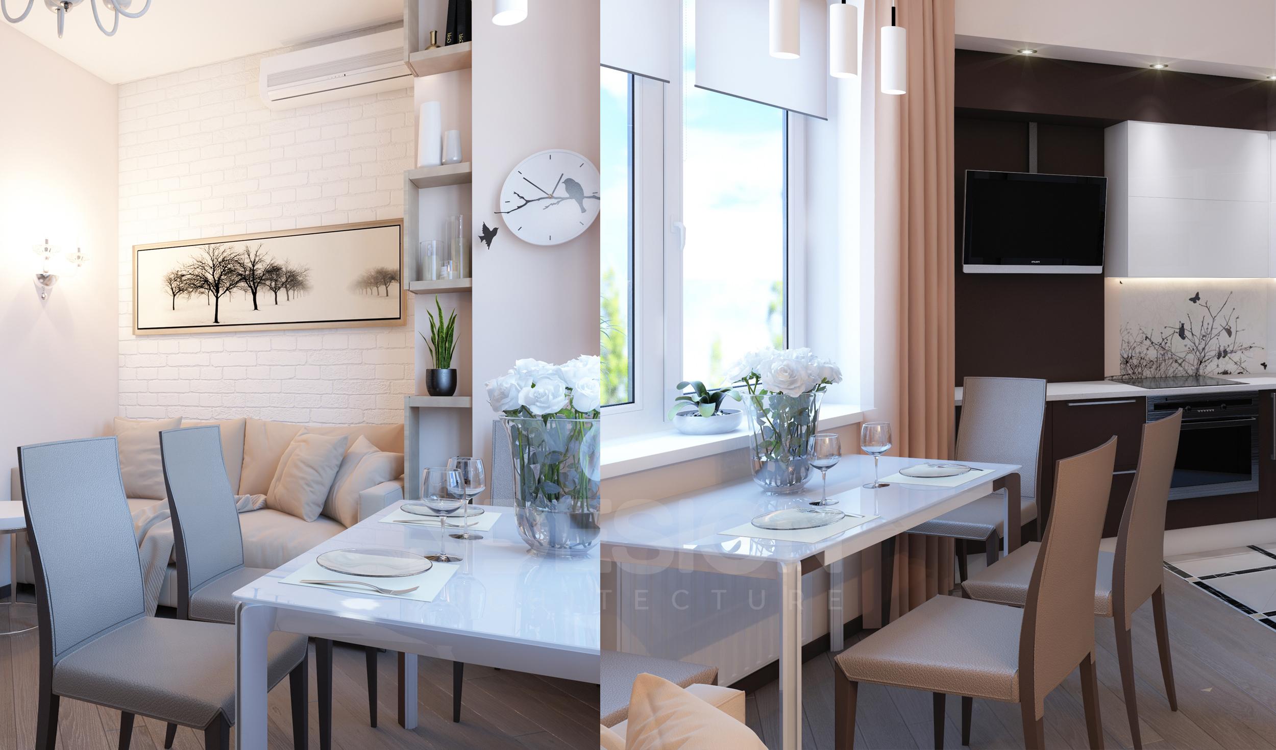 ЖК Obolon Tower - Кухня