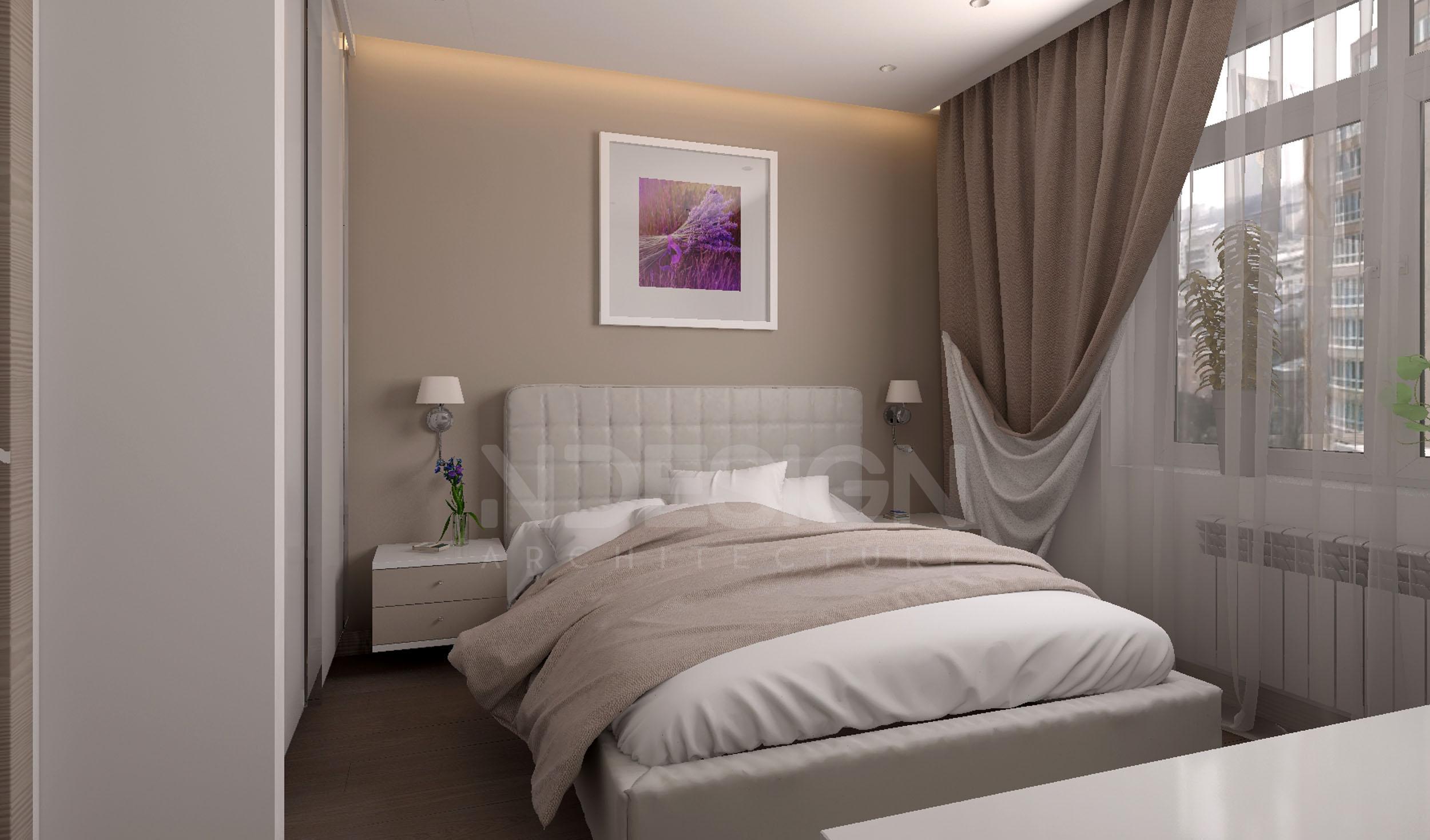 ЖК Richtown в Ирпене -Спальня