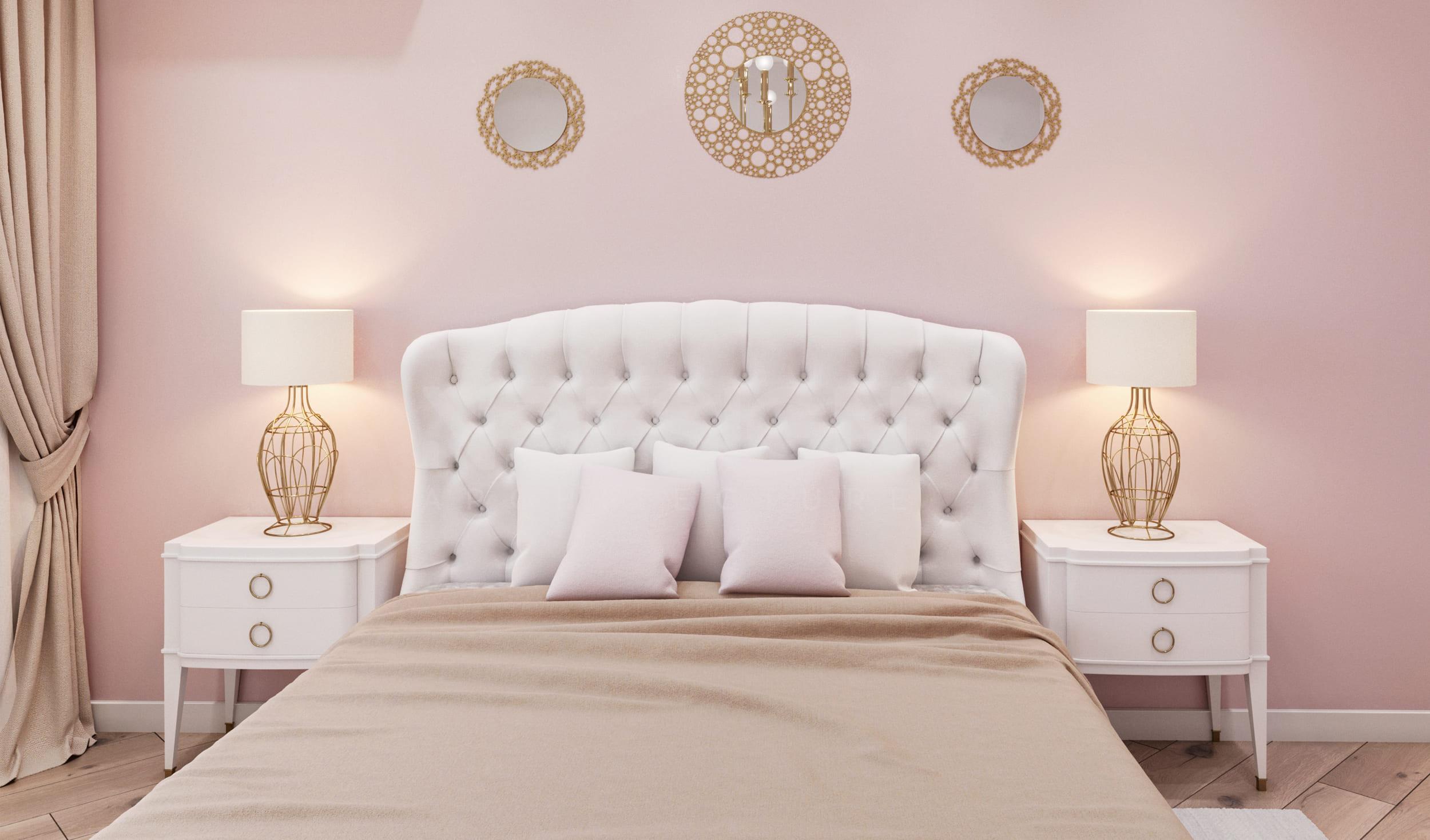 ЖК 52А Спальня
